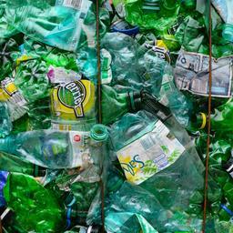 Statiegeld op petflesjes lijkt succes: minder plastic op World Cleanup Day
