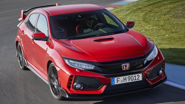 Rij-impressie nieuwe Honda Civic Type-R: Wagen voor alledag