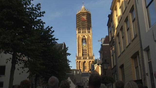 Domtoren Utrecht speelt nummers van Sting en The Police
