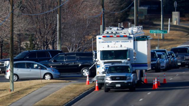 Dode en gewonden nadat man vuur opent op sheriffs in Colorado