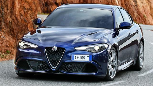 Gerucht: Alfa Romeo Giulia Sportwagon op komst