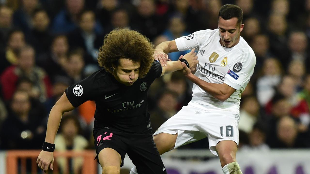 Real Madrid-Paris Saint-Germain (1-0)