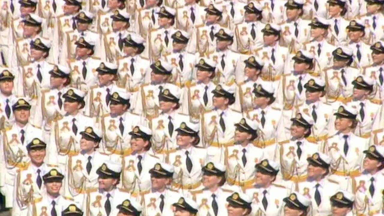 Rusland gedenkt einde WO II met militaire parade