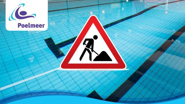 Renovatie zwembad Poelmeer bijna klaar