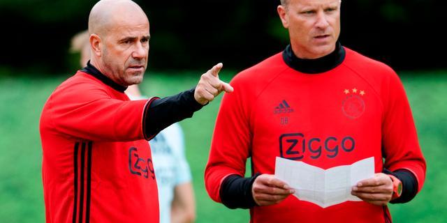 Bergkamp gaat Bosz niet assisteren tijdens wedstrijden Ajax