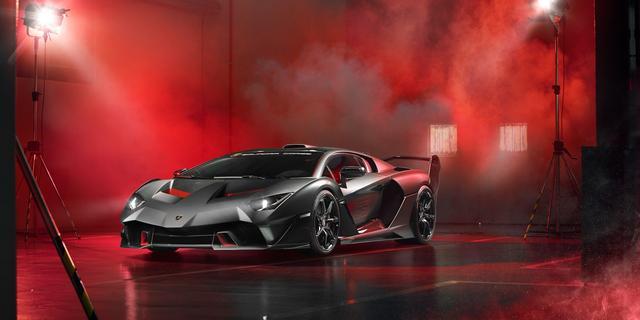Lamborghini gaat internationaal ruimtestation gebruiken als testcentrum