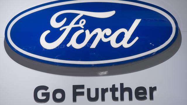 Ford boekt flinke winststijging in 2017
