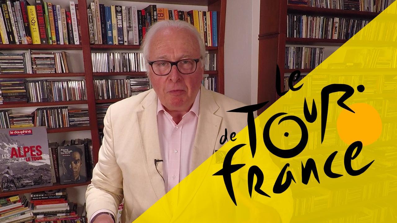 Mart bespreekt de Tour: 'Hartstikke trots op Dumoulin'