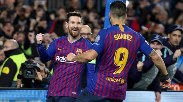 Messi bij loting kwartfinales CL beducht voor 'jong en onbevreesd' Ajax