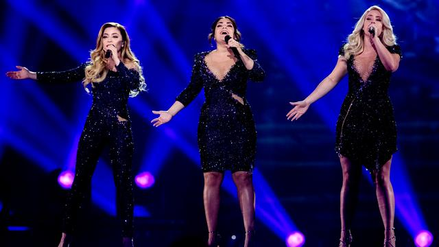 OG3NE in top tien Songfestival bij bookmakers na eerste repetities