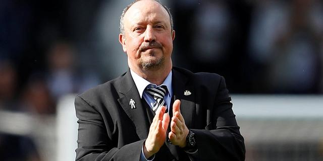 Teleurgesteld Newcastle United moet afscheid nemen van manager Benítez