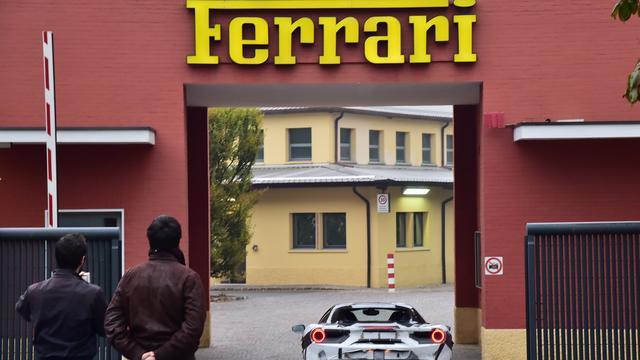 Ferrari verwacht meer winst te draaien dit jaar