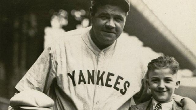 Shirt honkballegende Babe Ruth geveild voor recordbedrag van 5 miljoen