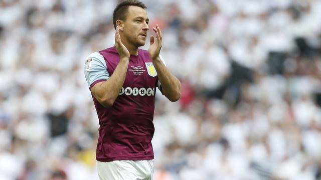Terry (37) vertrekt al na een seizoen bij Aston Villa
