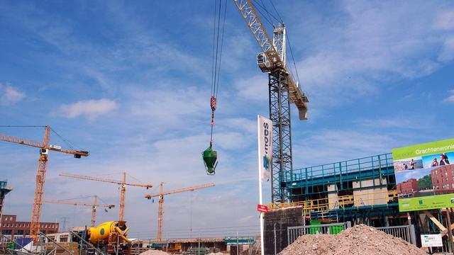 'Bouwsector trekt aan door investeringen in woningbouw'