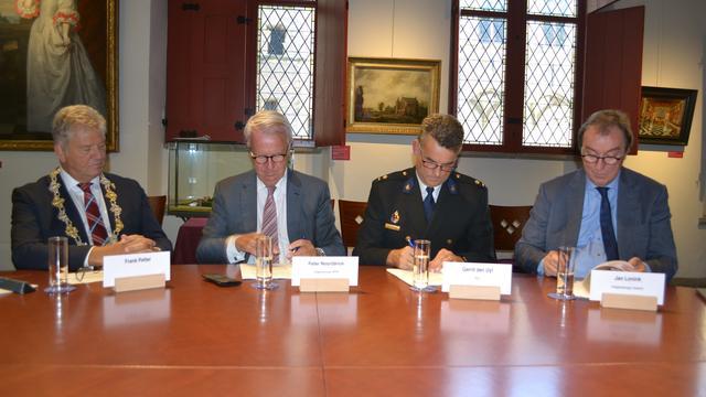 Eind 2017 start bouw van meldkamer politie
