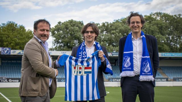 FC Eindhoven gebruikt nieuw systeem voor scouting jonge talenten