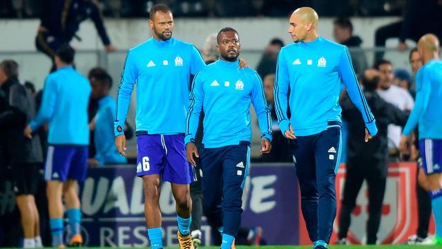 Olympique Marseille schorst Evra voor knokpartij met eigen fan