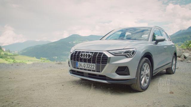 Eerste rijtest: Audi Q3, de compacte SUV van het Duitse merk