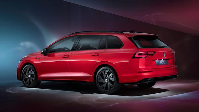 Ruim 600 liter aan bagageruimte in nieuwe Volkswagen Golf Variant