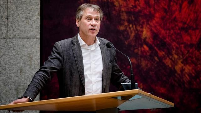 Vertrekkend GL-Kamerlid Grashoff heeft 'spijt' van verzwijgen relatie