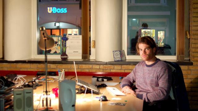Eerste startup neemt tijdelijk intrek in oude postkantoor