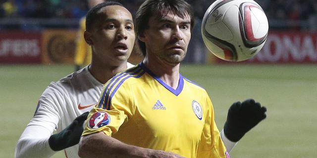 Van Dijk, Tete en El Ghazi genieten van debuut in Oranje