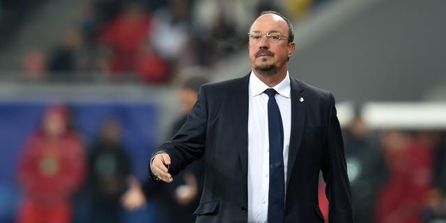 Benitez benadrukt dat hij juiste trainer is voor Real Madrid