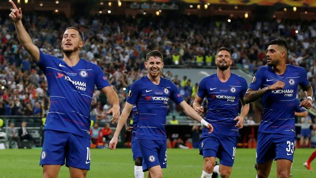 Reacties na eindzege Chelsea in Europa League