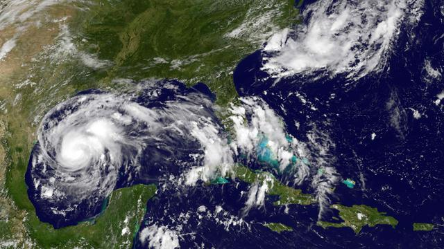 Texas bereidt zich voor op orkaan Harvey