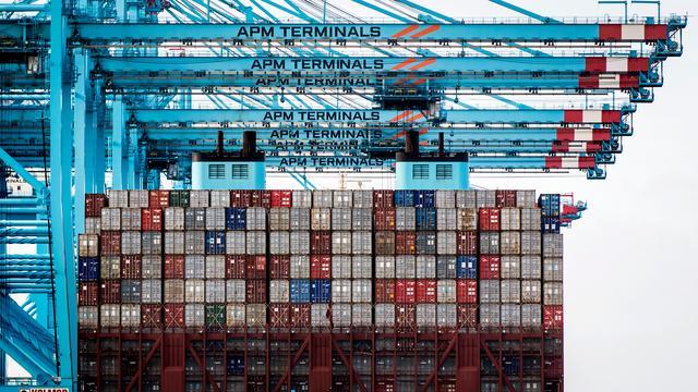 Havenbedrijf stelt 5 miljoen euro beschikbaar voor schone scheepvaart