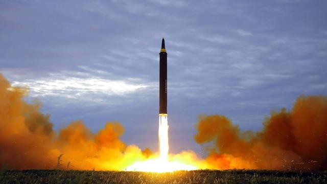 'Noord-Korea bereidt nieuwe rakettest voor'