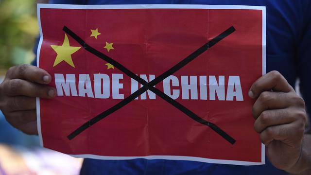 VS labelt producten uit Hongkong voortaan als Made in China