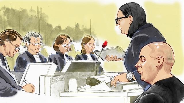 OM eist twintig jaar cel tegen Naoufal F. voor aansturen liquidatiepoging Diemen