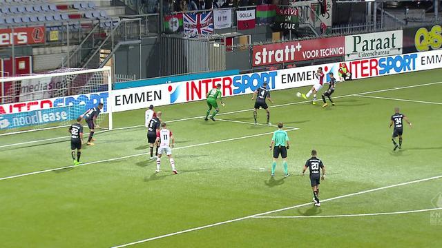 Samenvatting FC Emmen-NEC (1-3)