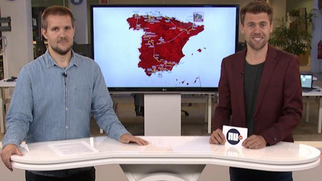 Vooruitblik Vuelta: 'We kunnen direct spektakel verwachten'
