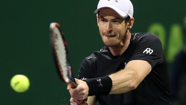 Murray en Djokovic treffen elkaar in finale in Doha