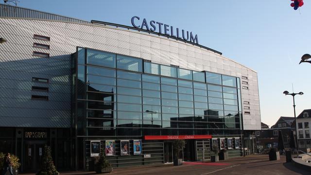 Eerste fase revisie trekkenwand theater Castellum afgerond