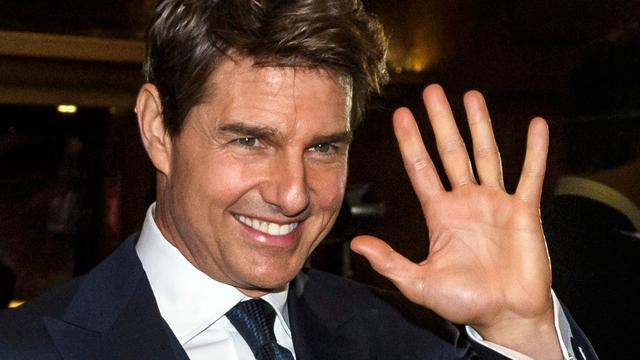 Tom Cruise onthult titel nieuwe Mission: Impossible-film
