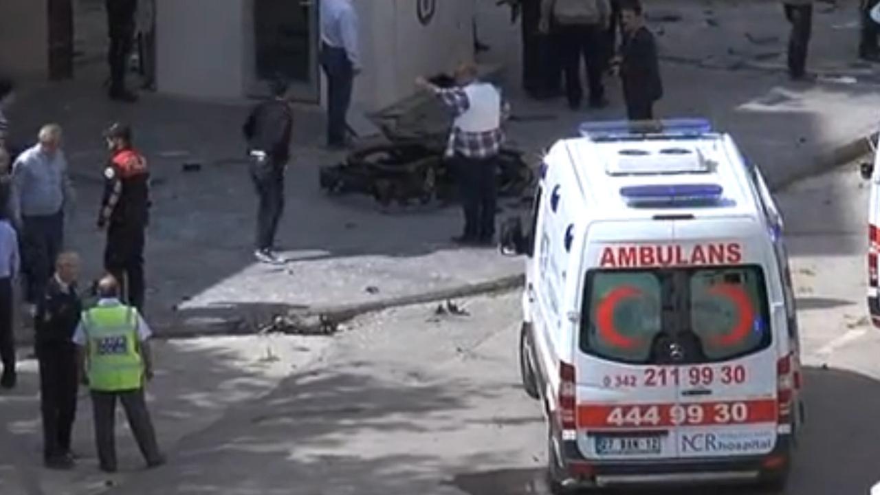 Doden en gewonden door explosie zuidoosten Turkije
