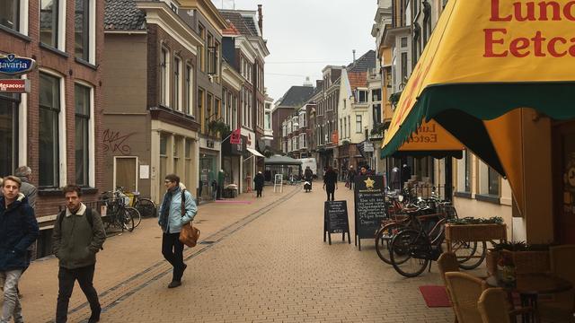 Winkelleegstand Groningen met vijftig procent gedaald ten opzichte van 2016