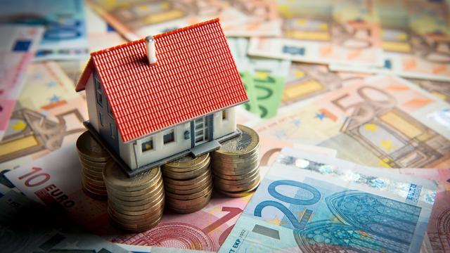 Aflossingsvrije hypotheek en spaarhypotheek naar verhouding duurder