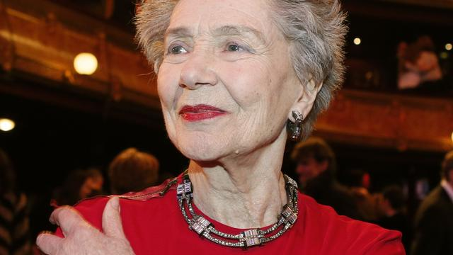 Franse Amour-actrice Emmanuelle Riva (89) overleden