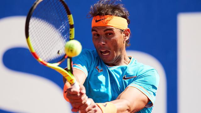 Nadal herstelt zich met zege in Barcelona van deceptie in Monte Carlo