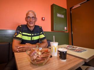 Eerste editie 'Koffie met een Cop' bleek een succes
