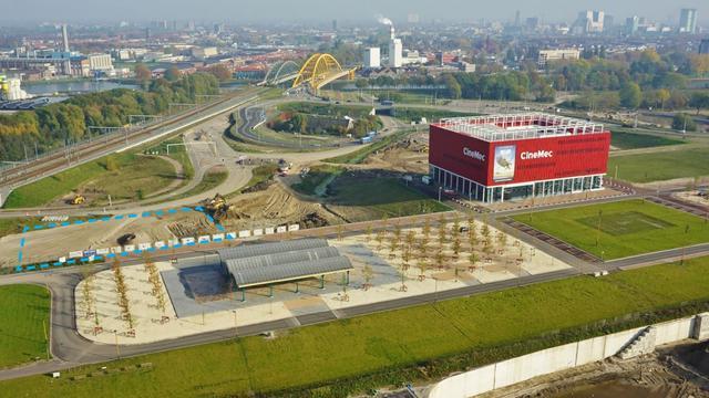 Parkeergarage Leidsche Rijn Centrum stap dichterbij