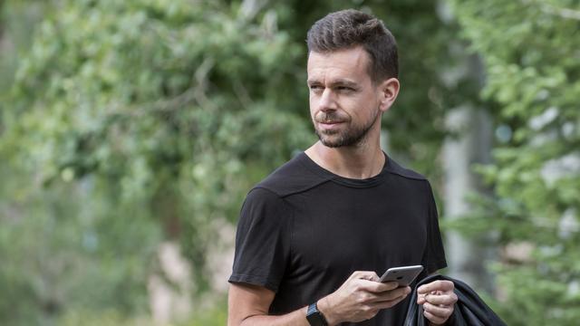 Flinke handel in Twitter door overnamegeruchten
