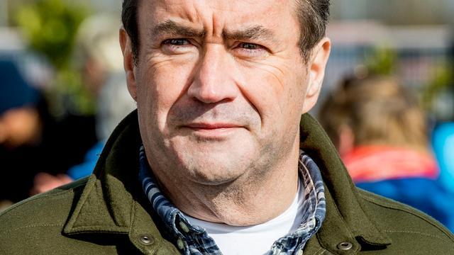 Marc van der Linden al 98 kilo afgevallen