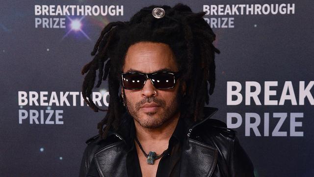 Lenny Kravitz brengt in oktober autobiografie uit