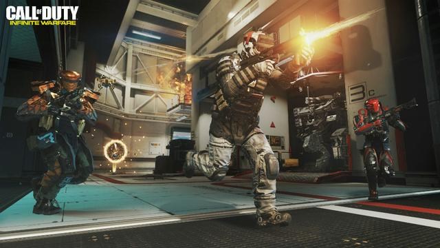 Eerste indruk: Call of Duty: Infinite Warfare doet alles in overdrive